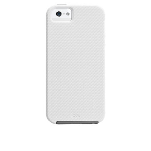 CASEMATE Tough [CM023417] - White / Titanium Grey - Casing Handphone / Case